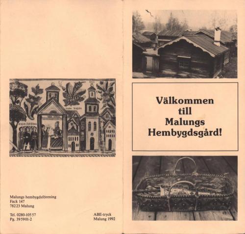 1992 Malungs hembygdsgård 01