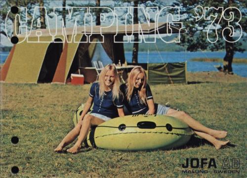 JOFA Oskar Camping Jofa camping 73 0091