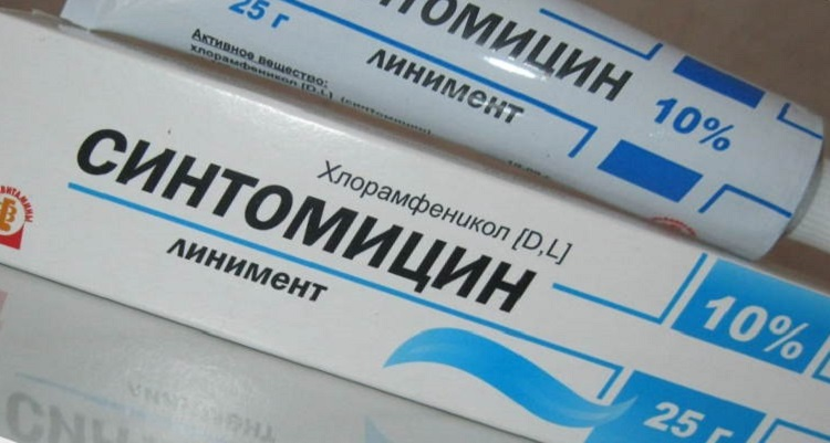 Синтомицин линимент в гинекологии. От чего и как правильно применять синтомициновую мазь
