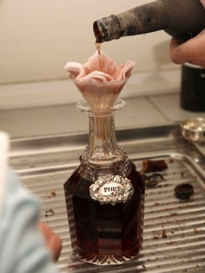 Decanting the Port