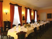 The Dining Room at the Factory House