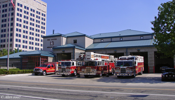 Indy Fire Station 13