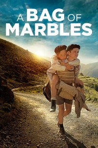 "Poster for the movie ""A Bag of Marbles"""