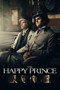 """Poster for the movie """"The Happy Prince"""""""