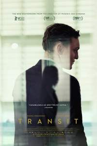 """Poster for the movie """"Transit"""""""