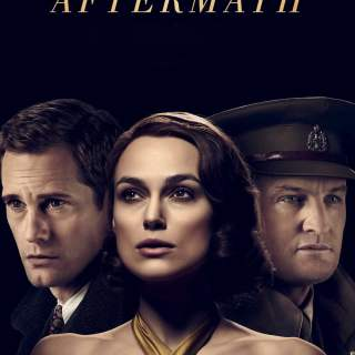 "Poster for the movie ""The Aftermath"""