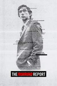 "Poster for the movie ""The Report"""