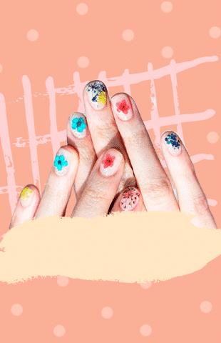flores manicure