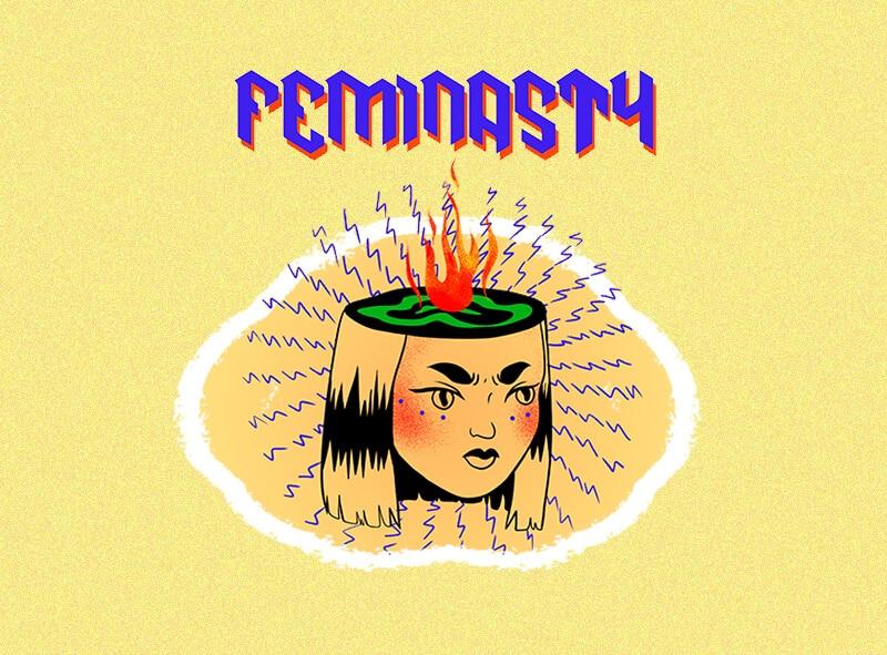 feminasty arte feminista