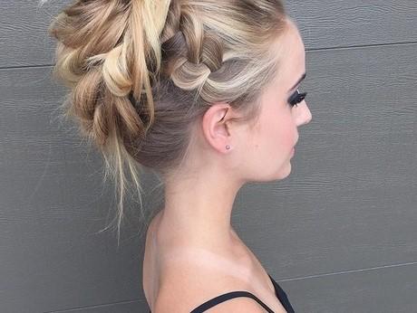 Einfache Frisuren Fr Dnnes Haar