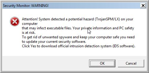 [Image: System Care Antivirus Warning]