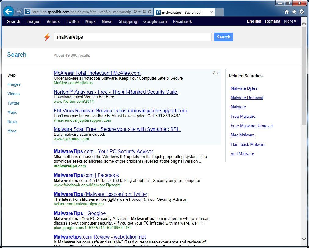 Firefox Security Settings