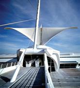 Feature image for the Calatrava exhibition