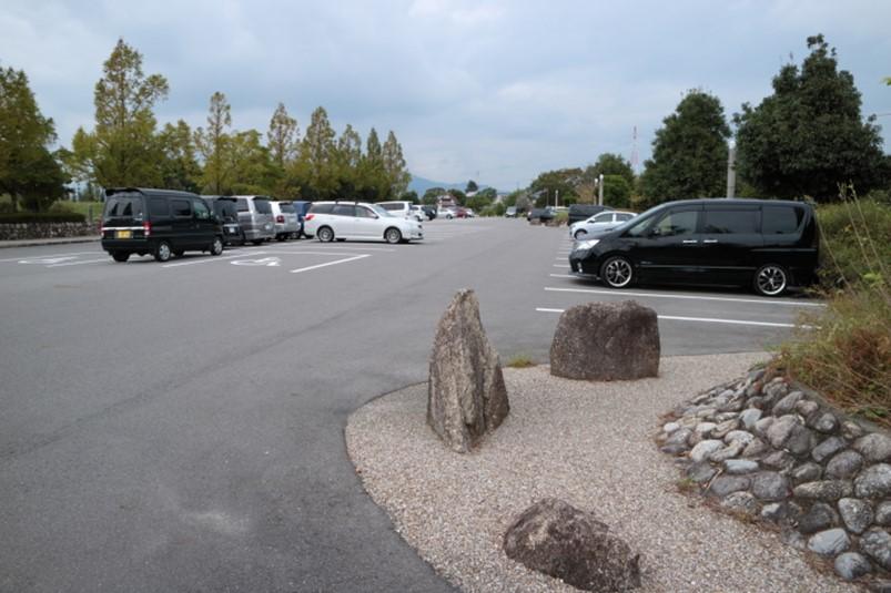 国営木曽三川公園カルチャービレッジ駐車場