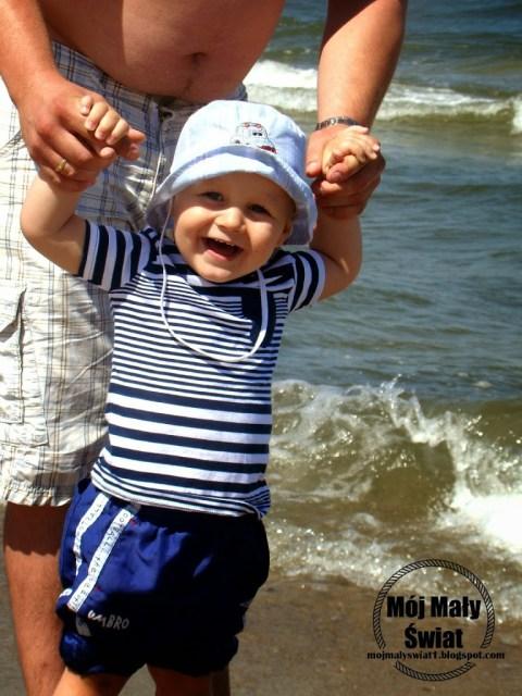 gdzie nad morze z małym dzieckiem