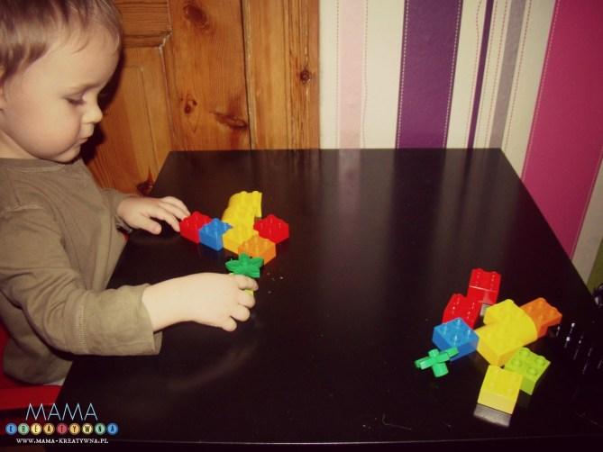 Zabawa w kolory z Lego Duplo