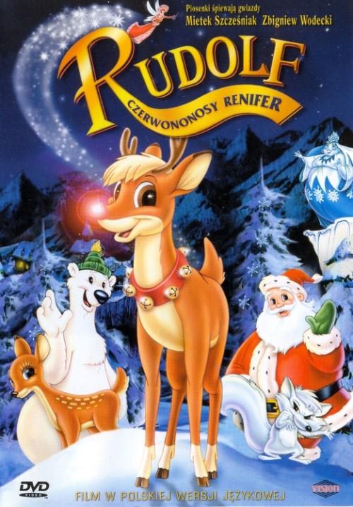 Rudolf czerwononosy Renifer