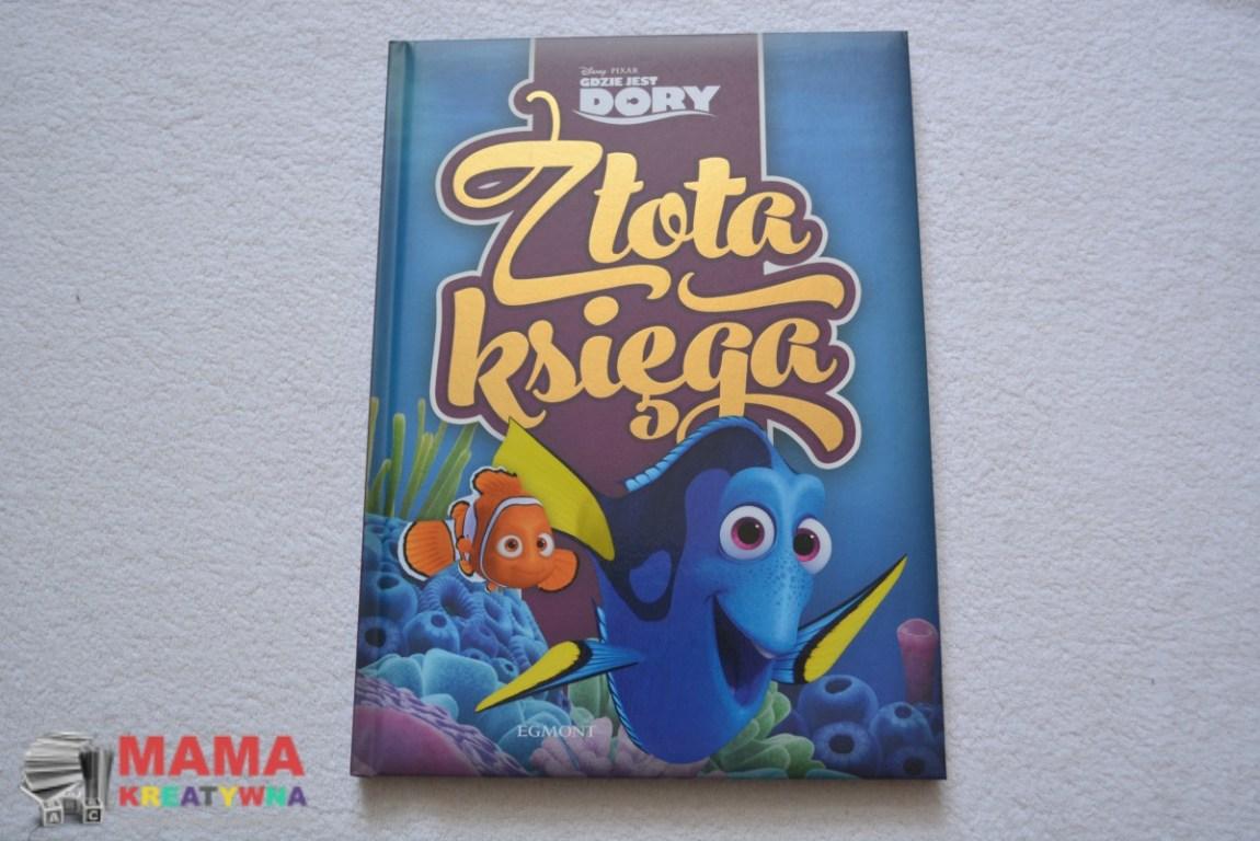 Gdzie jest Dory? Złota Księga