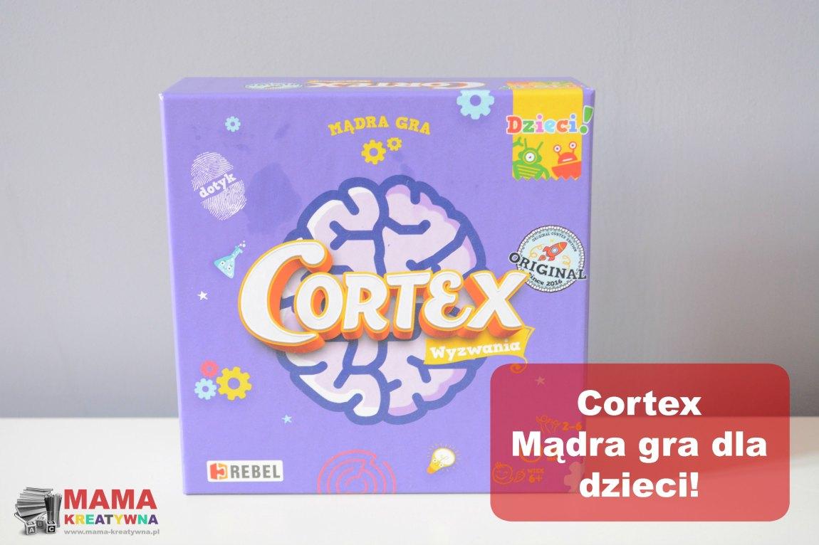 Cortex mądra gra dla dzieci | REBEL |