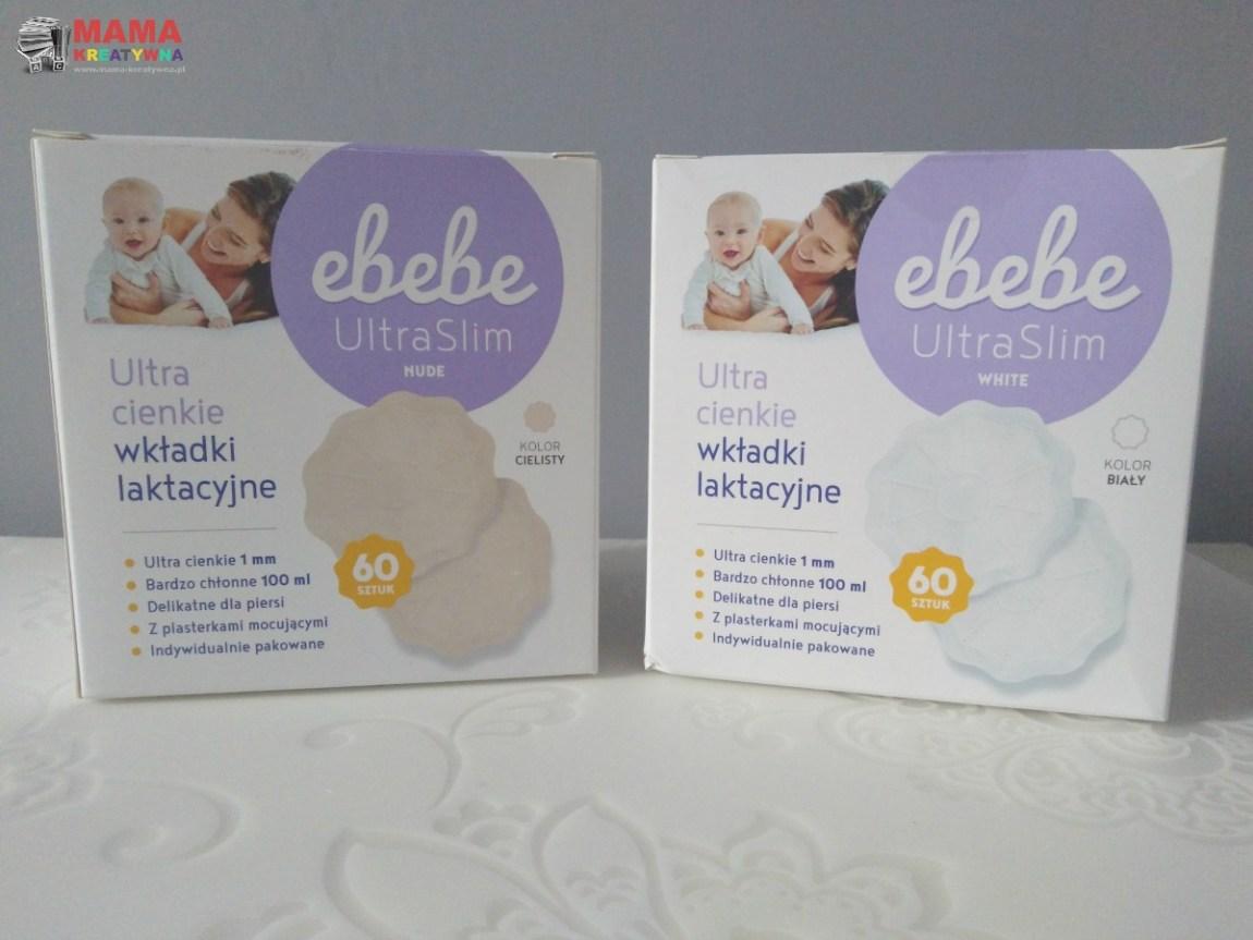 wkładki laktacyjne ebebe