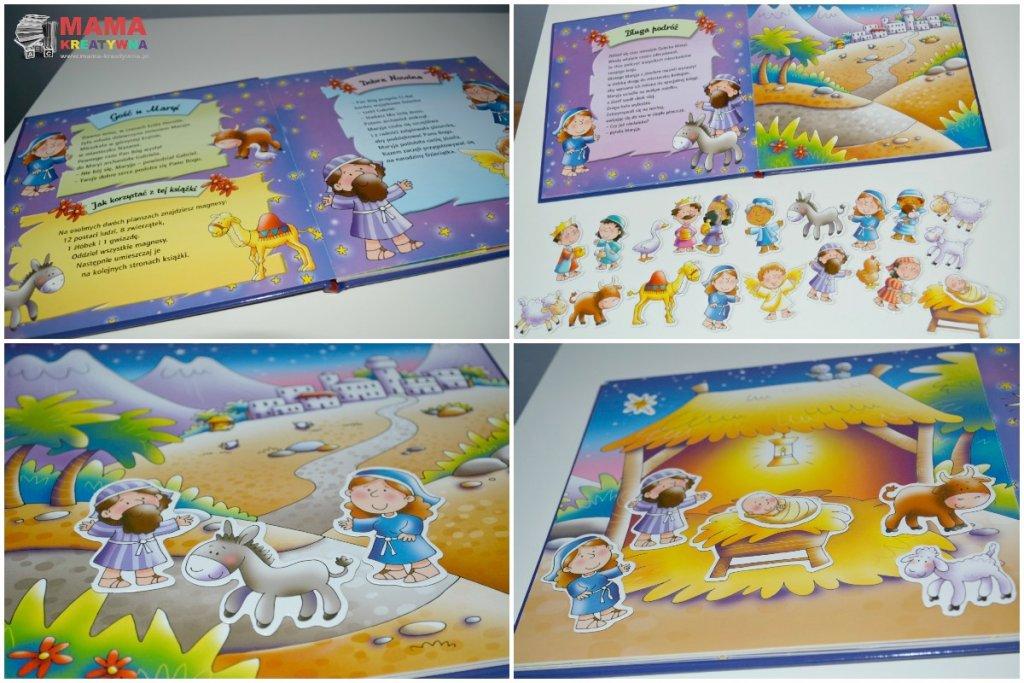 książka o bożym narodzeniu dla dzieci