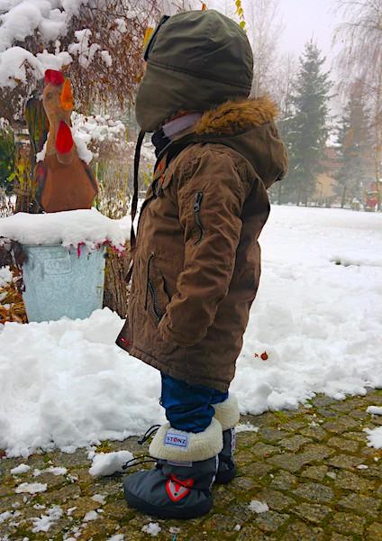 buciki na zimę