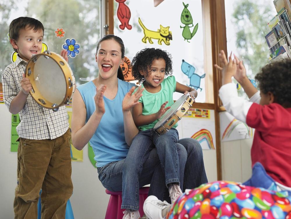 dziecko i muzyka