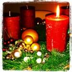 Adventskalender: Und jeden Tag ein Türchen auf