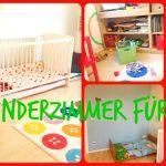 Ein Kinderzimmer für zwei ::: Einrichtungsideen gesucht!