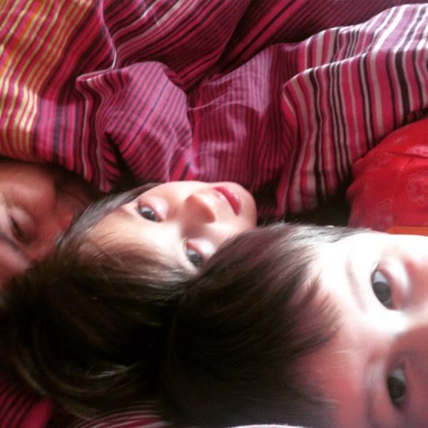 Lange Ausschlafen am Sonntagmorgen