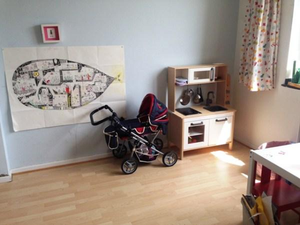 Kinderzimmer Kinderküche
