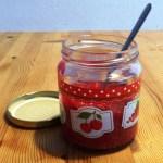 Chia Marmelade selber machen. #vegan