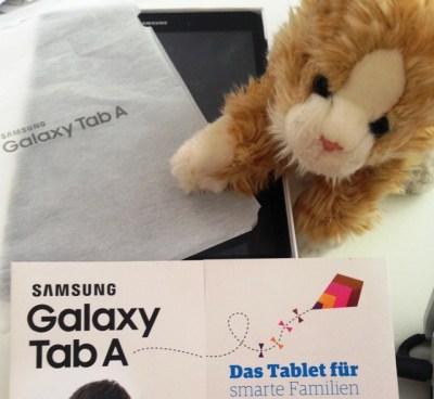 Samsung Galaxy Tab A im Test