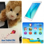 Samsung Galaxy Tab A – Ein Familientablet – Ihr könnt eins gewinnen!