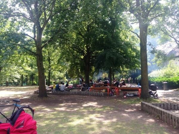 Waldspielplatz am Niederheider Wäldchen