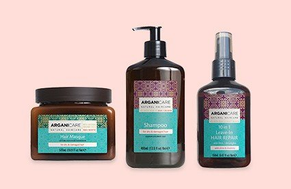 ARGANICARE NATURAL HAIRCARE Limango