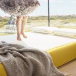 Erholsamer Elternschlaf mit der Eve Matratze (Werbung)
