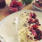 Frei Schnauze kochen: Milde Veggie Wraps#frischeAlltagsküche
