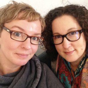 Elternabend Podcast - Melanie und Sonja
