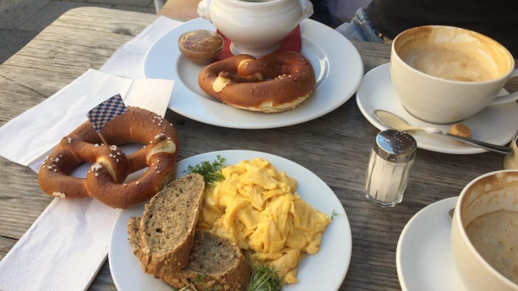 Bayrisches Früchstück
