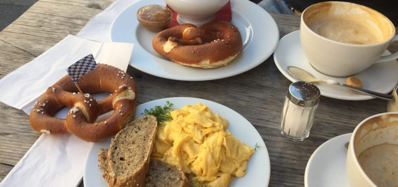 Bayerisches Früchstück