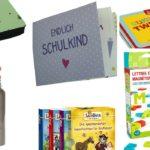Das kommt in die Schultüte! 16 Shopping Tipps zur Einschulung