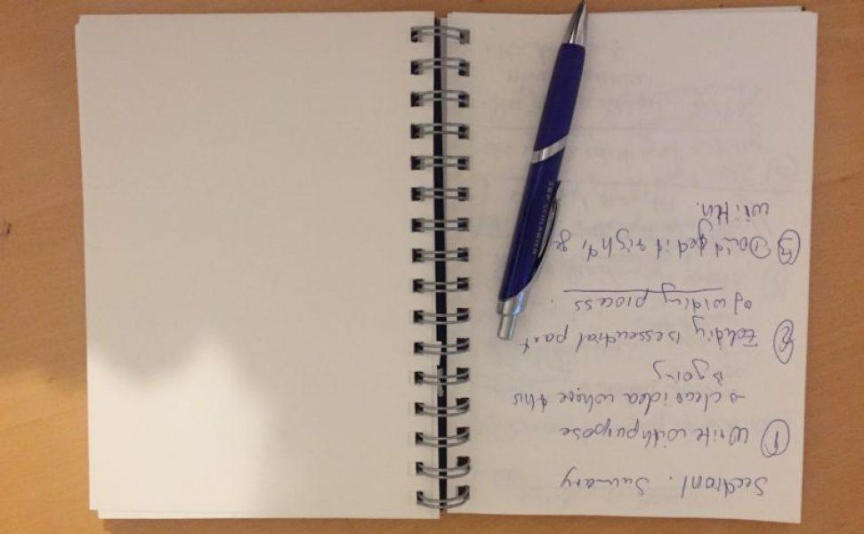 Tagebuchbloggen - Schreibkurs und Halt Dich an Deiner Liebe fest