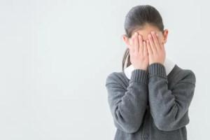 英語教育に泣く中学生