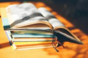 英語本を読む