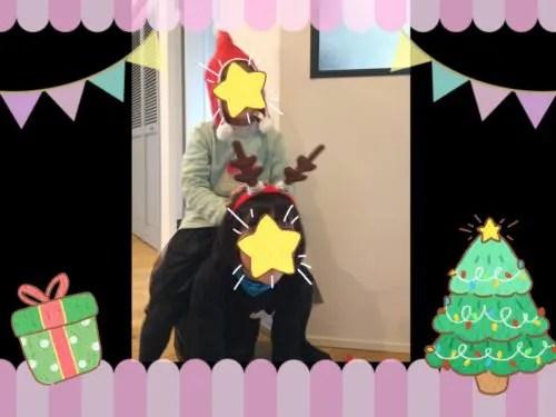 おうちクリスマスパーティー