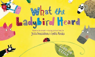 """""""What the Ladybird Heard"""" at the Pavilion Theatre"""