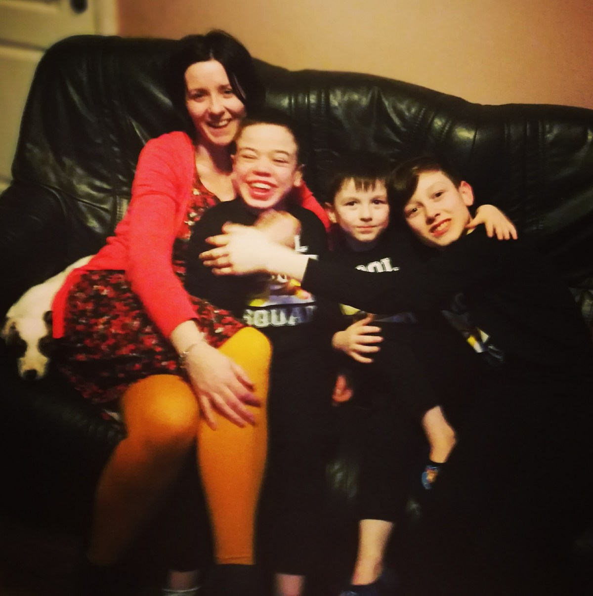 Parenting in my shoes – My child has a life-limiting disease