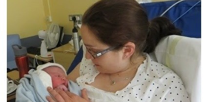 The Birth of Little Woman: Part 1 Labour and Delivery