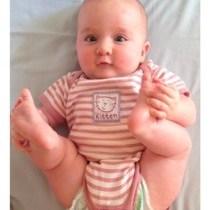 Sixteen weeks old